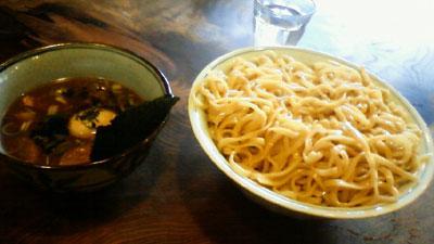 高山ラーメンつけ麺