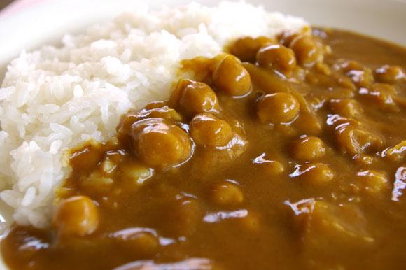 豆カレートップ