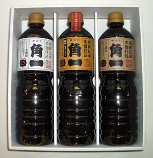 飛騨醤油3本