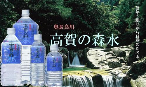 高賀の森水