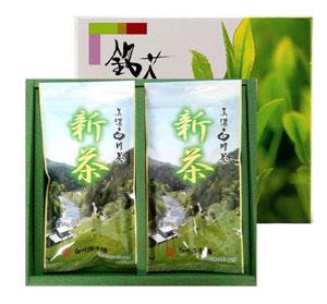 初摘み新茶2