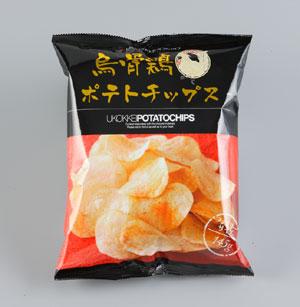 烏骨鶏ポテトチップス
